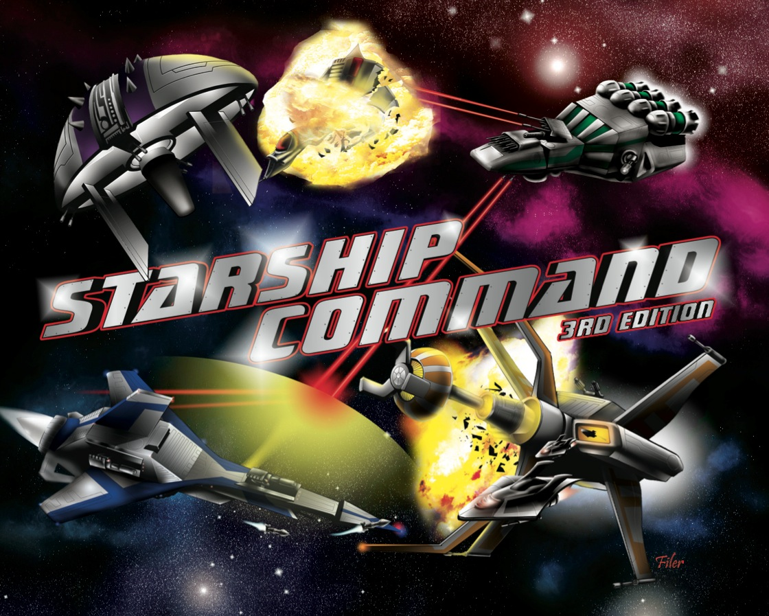 Starship Command 3rd Edition